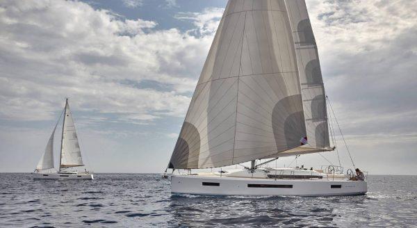 sailing yach charter in Kavala